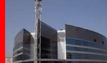 Вид на здание стадиона Динамо